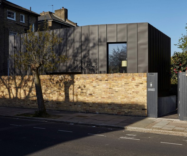 Contemporary Certified Passivhaus, London