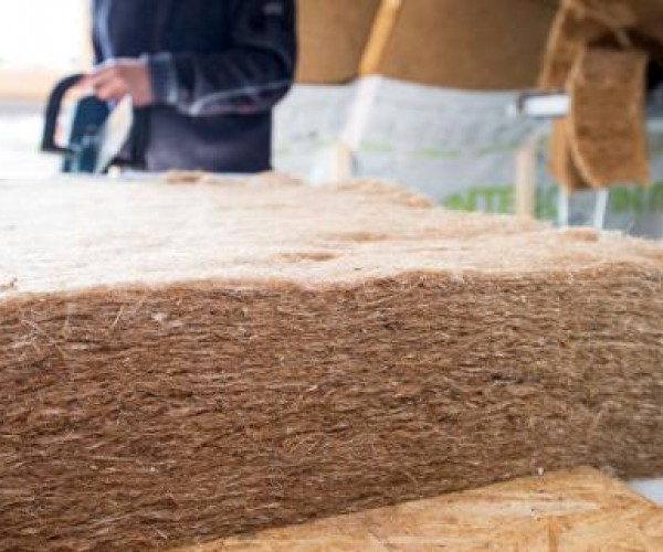 Natural Jute Insulation: Thermal Performance With Added Eco Advantages