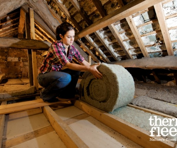 How To Insulate Your Attic Using Natural Insulation