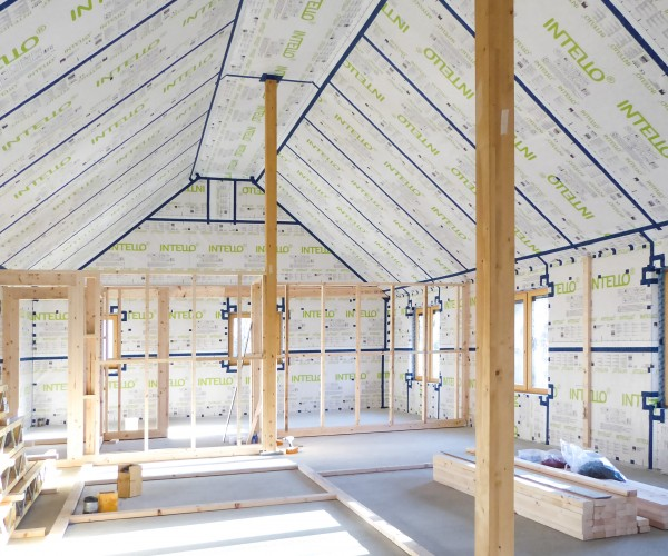 Your Questions Answered - The Topic - Building Airtightness