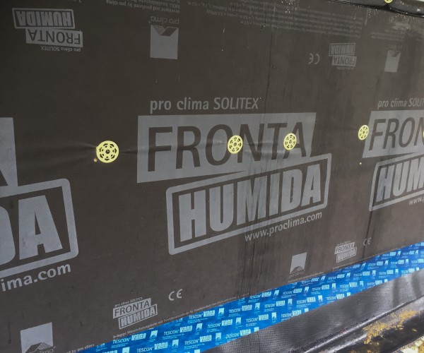 Solitex Fronta Humida Windtight Breathable Membrane - Passive House Insulation Series (part 5)