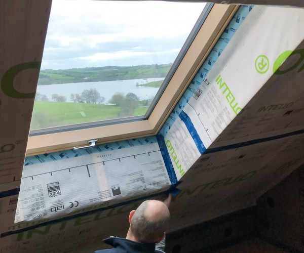 Pro Clima Tescon Tapes - Passive House Insulation Series (part 9)