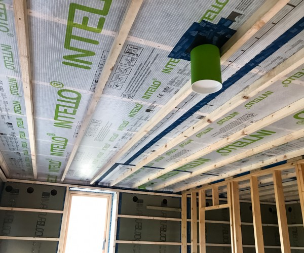 Airtight Grommets for Pipes & Cables - Passive House Insulation Series (part 10)